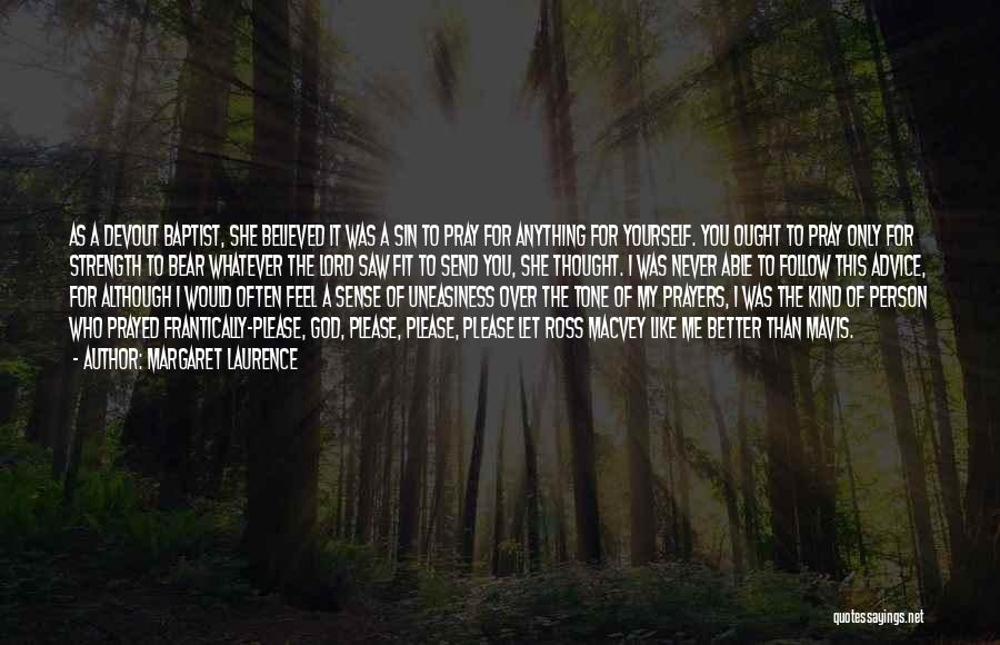 Bear Quotes By Margaret Laurence