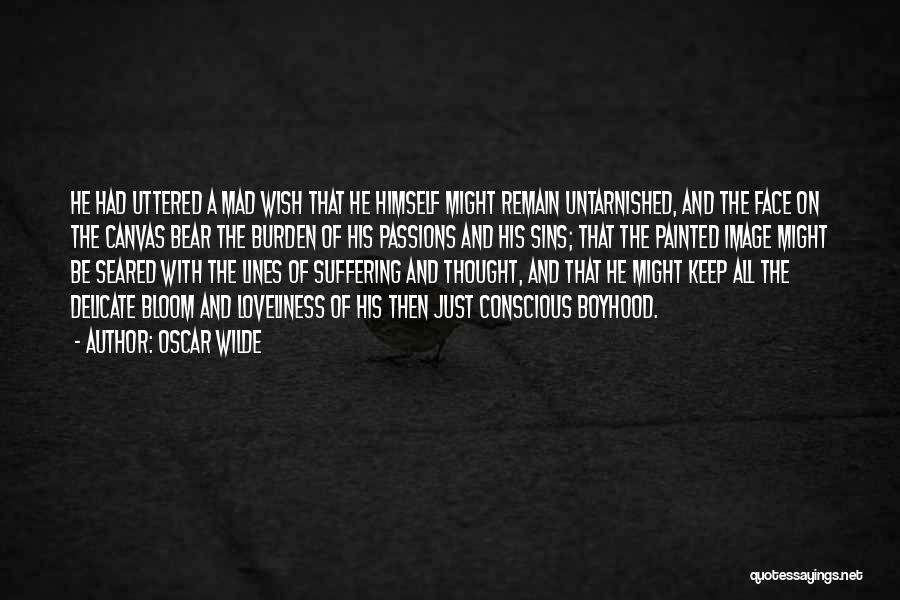 Bear Quotes By Oscar Wilde