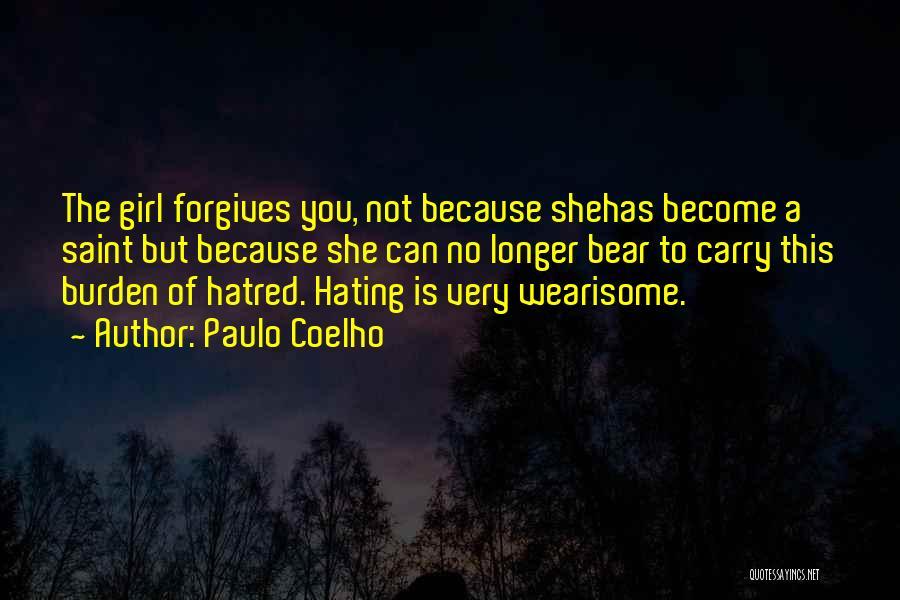Bear Quotes By Paulo Coelho