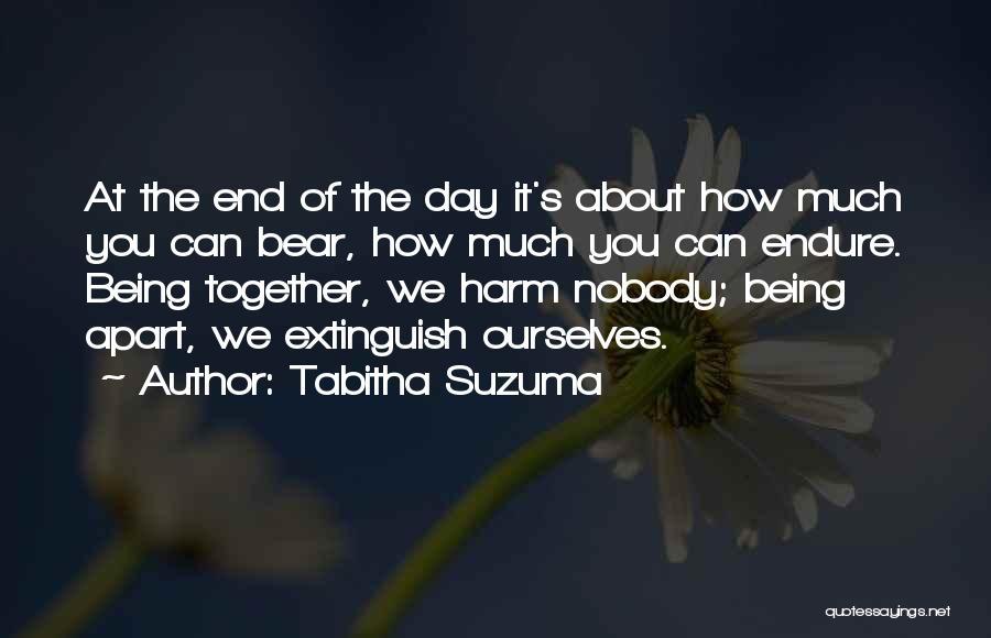 Bear Quotes By Tabitha Suzuma