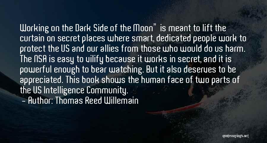 Bear Quotes By Thomas Reed Willemain
