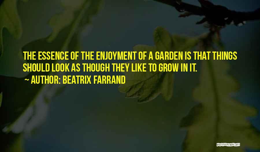 Beatrix Farrand Quotes 655412