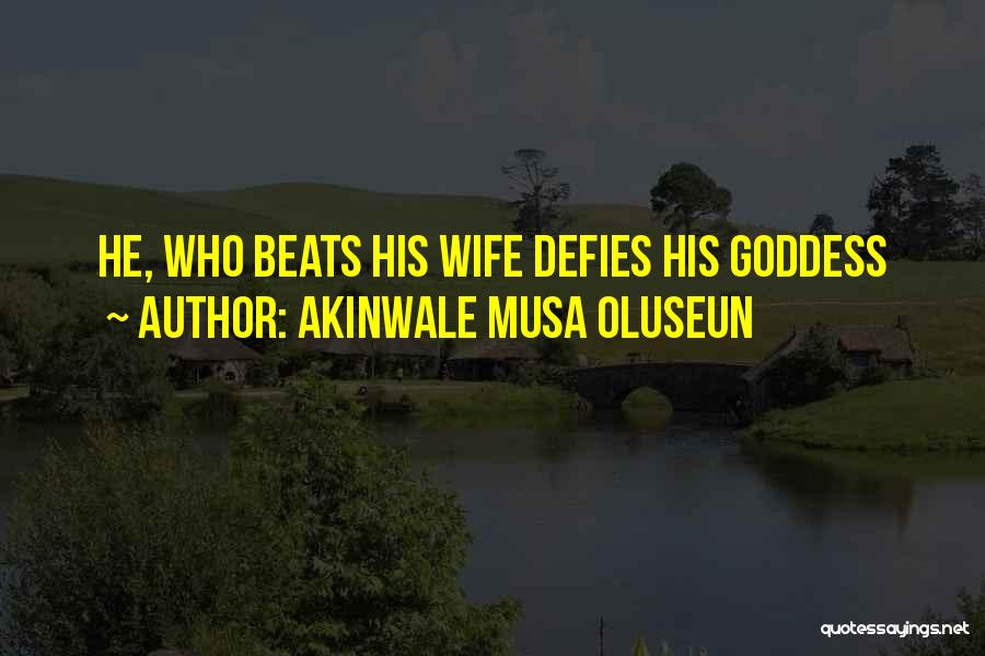 Beats Quotes By Akinwale Musa Oluseun