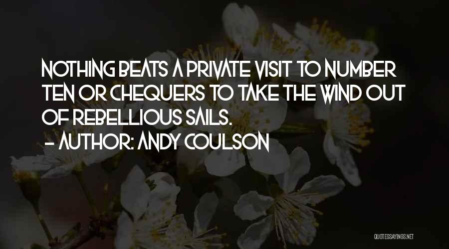 Beats Quotes By Andy Coulson