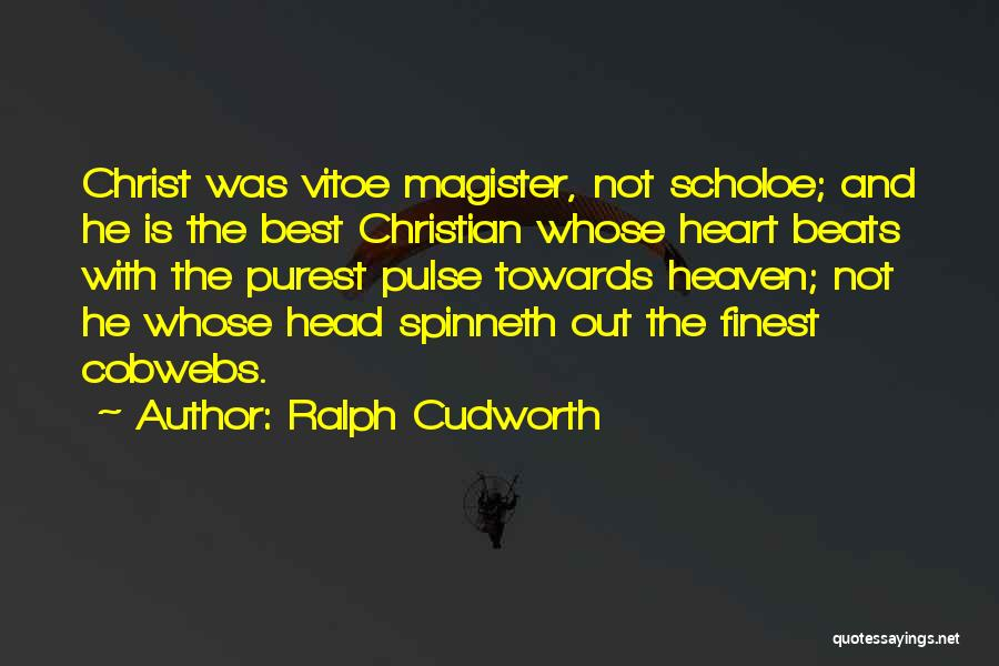 Beats Quotes By Ralph Cudworth