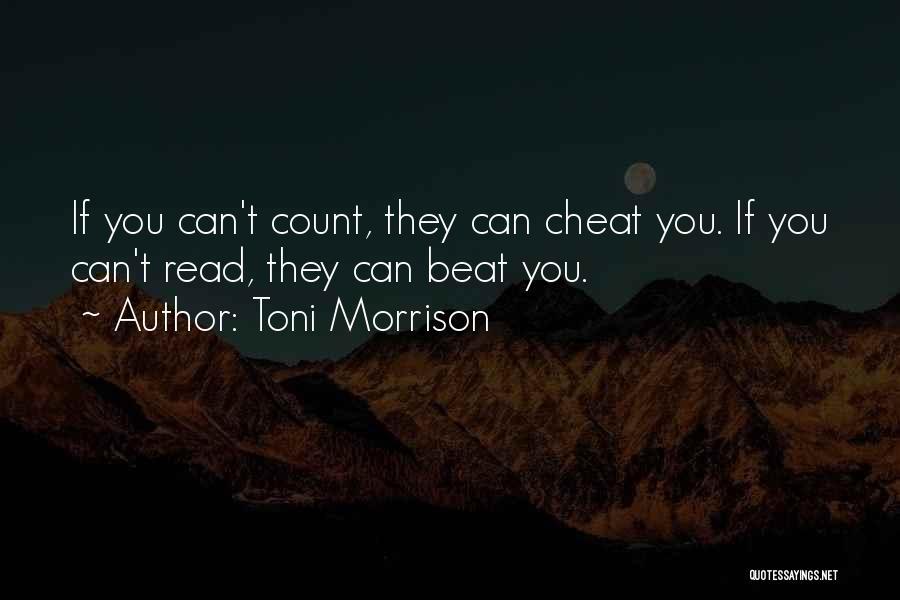 Beats Quotes By Toni Morrison