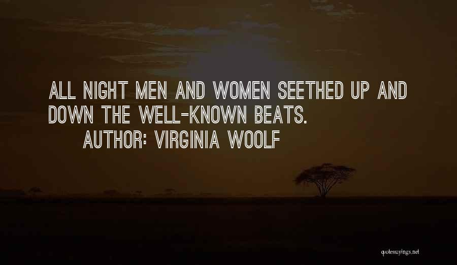 Beats Quotes By Virginia Woolf