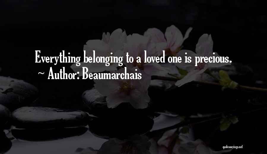 Beaumarchais Quotes 1404918