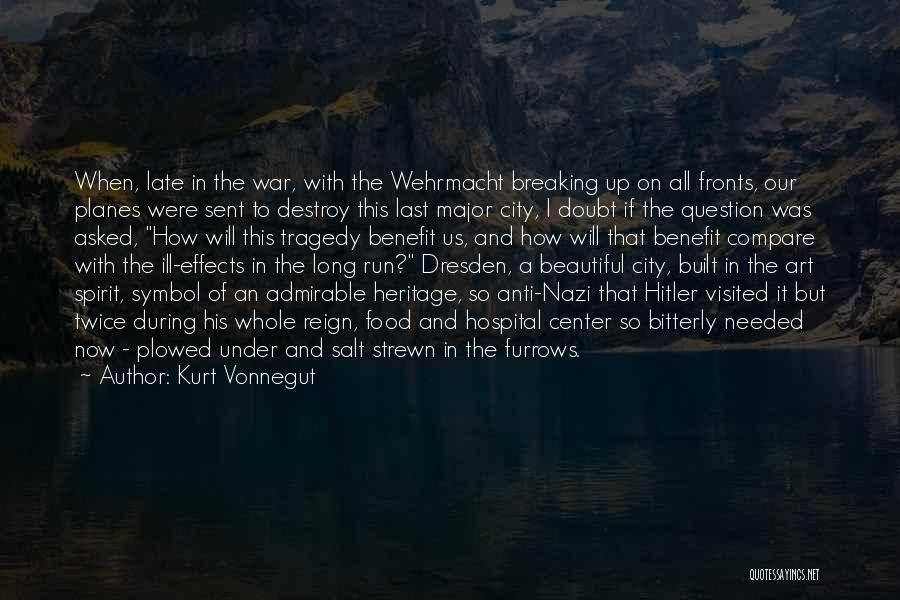 Beautiful Admirable Quotes By Kurt Vonnegut