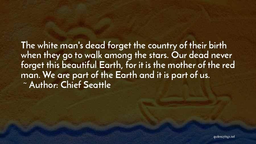 Beautiful Birth Quotes By Chief Seattle