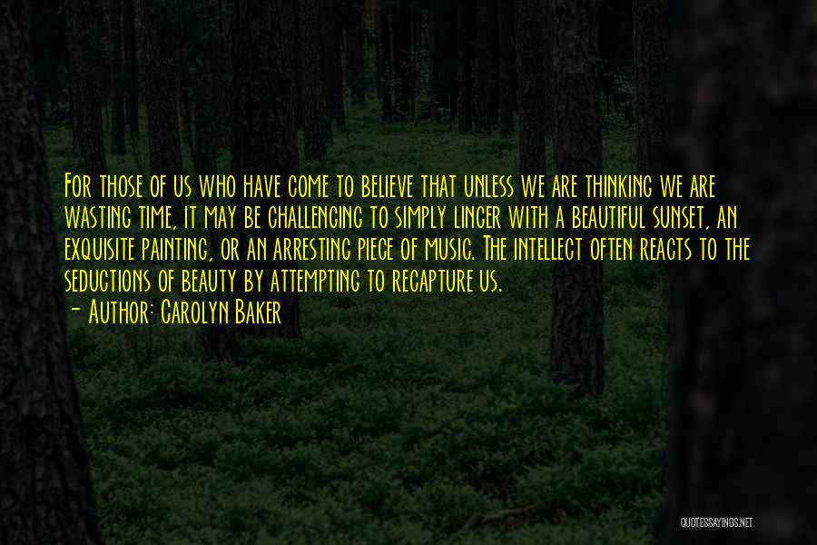 Beautiful Climate Quotes By Carolyn Baker