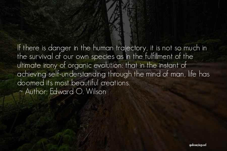 Beautiful Life Quotes By Edward O. Wilson