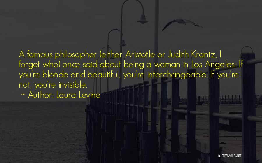 Beautiful Los Angeles Quotes By Laura Levine