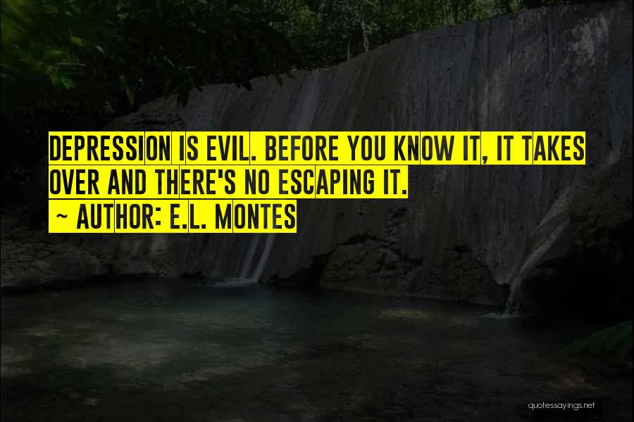 Beautiful Love Lines Quotes By E.L. Montes