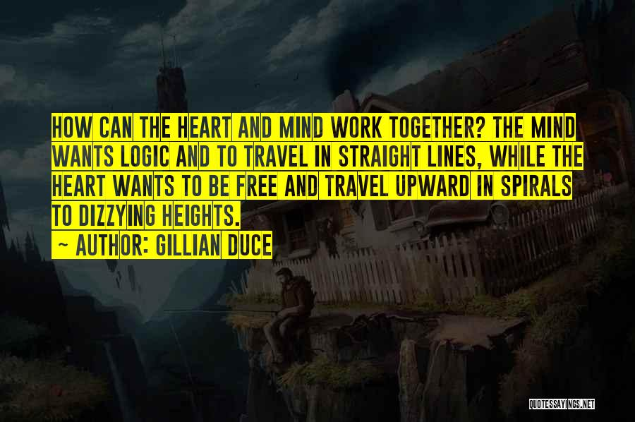 Beautiful Love Lines Quotes By Gillian Duce