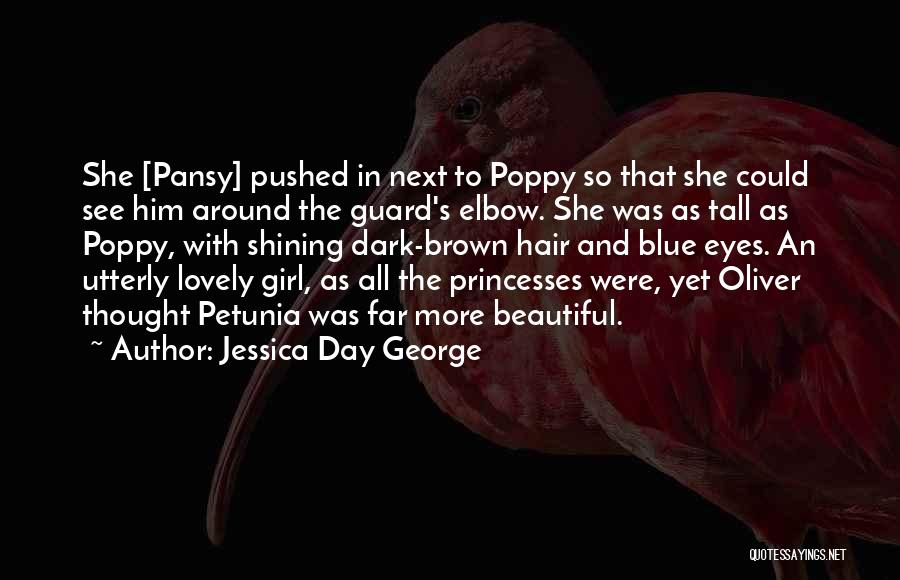 Beautiful Princesses Quotes By Jessica Day George