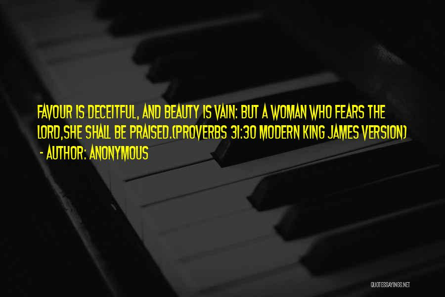 Beauty And Woman Quotes By Anonymous
