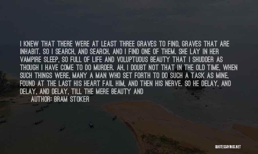 Beauty And Woman Quotes By Bram Stoker
