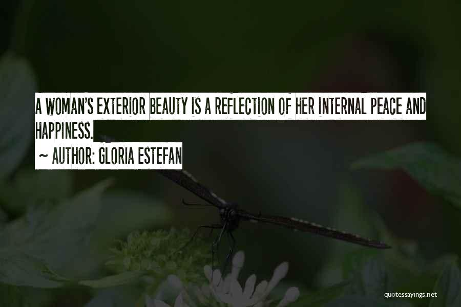 Beauty And Woman Quotes By Gloria Estefan