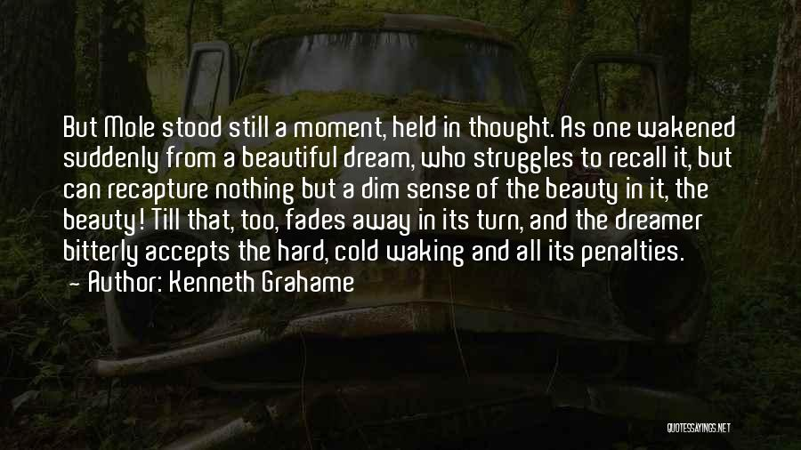 Beauty Fades But Quotes By Kenneth Grahame