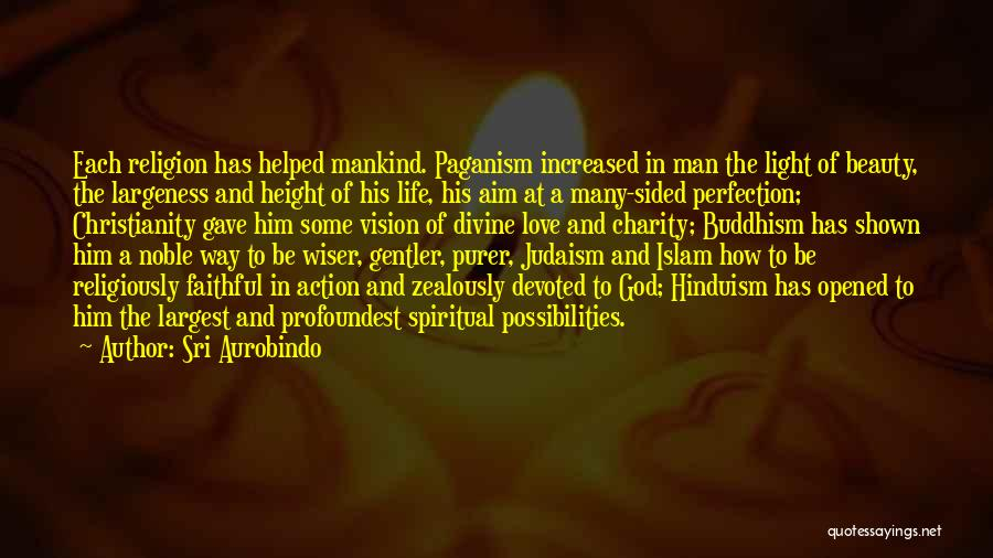 Beauty Wiser Quotes By Sri Aurobindo