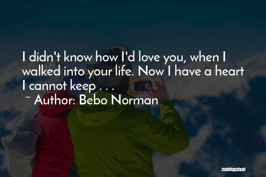 Bebo Norman Quotes 1330261