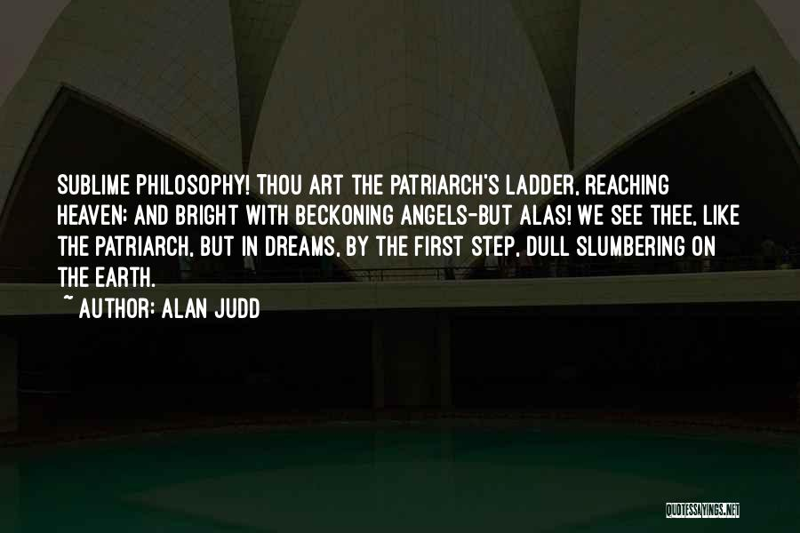 Beckoning Quotes By Alan Judd