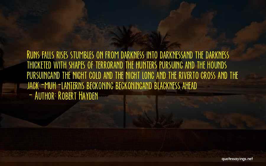 Beckoning Quotes By Robert Hayden