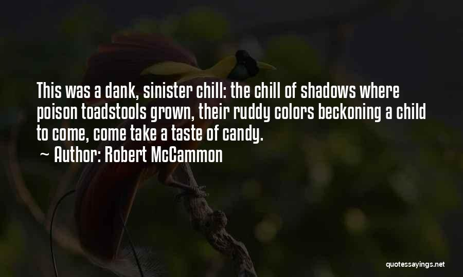 Beckoning Quotes By Robert McCammon