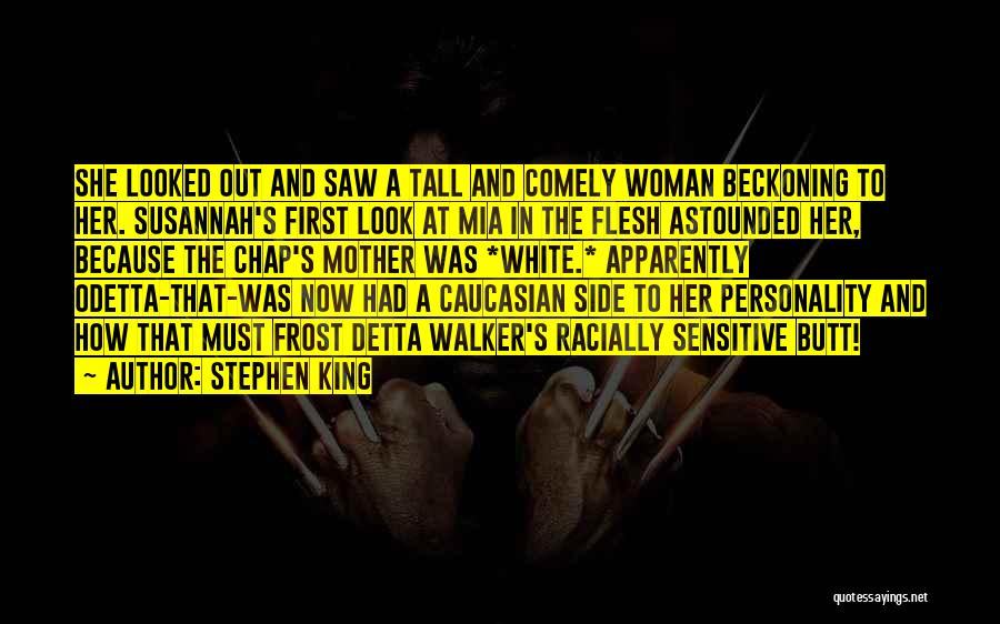 Beckoning Quotes By Stephen King