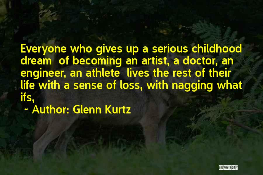 Becoming A Doctor Quotes By Glenn Kurtz