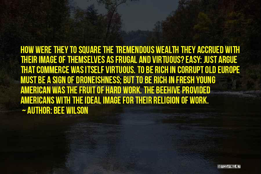 Beehive Quotes By Bee Wilson