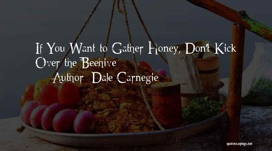 Beehive Quotes By Dale Carnegie