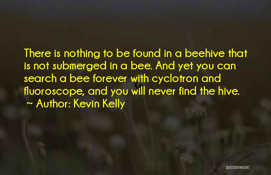 Beehive Quotes By Kevin Kelly