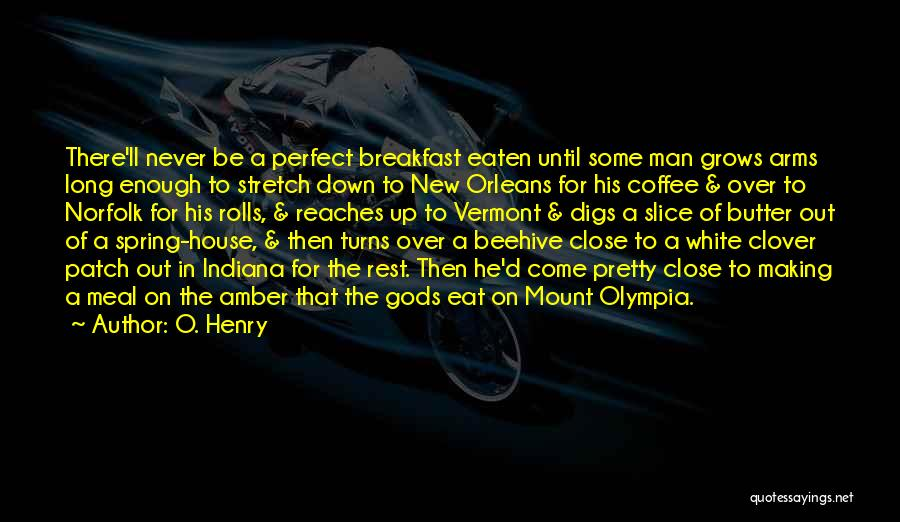 Beehive Quotes By O. Henry