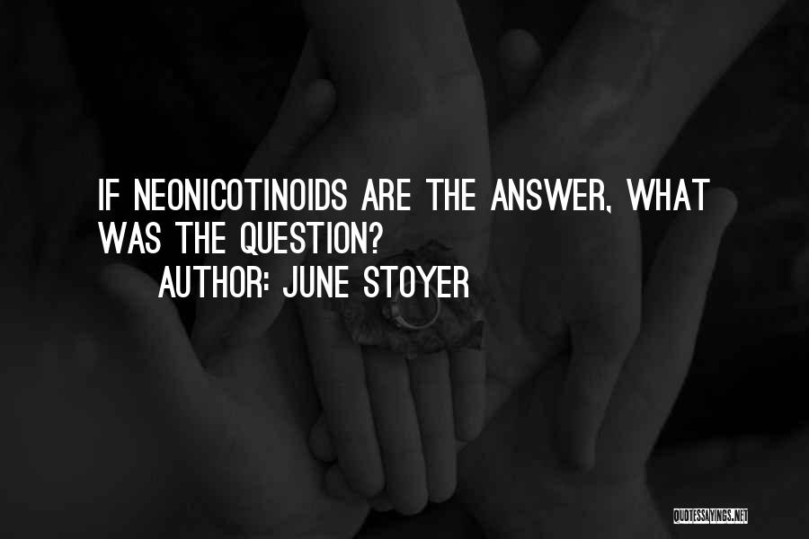 Beekeeping Quotes By June Stoyer
