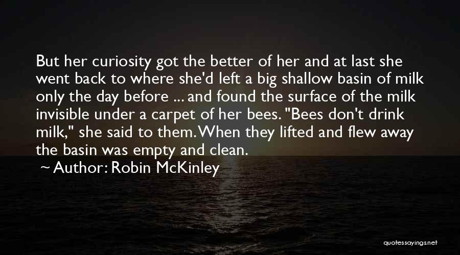 Beekeeping Quotes By Robin McKinley