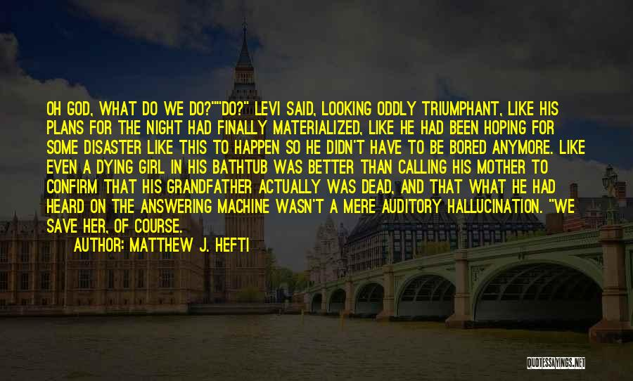 Been Hurt By Love Quotes By Matthew J. Hefti