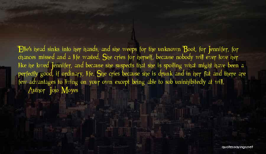 Been In Love Quotes By Jojo Moyes
