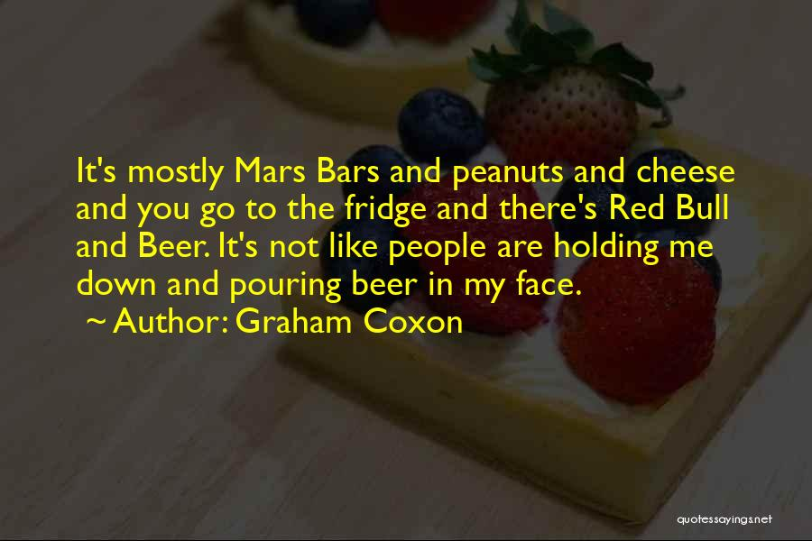 Beer Fridge Quotes By Graham Coxon