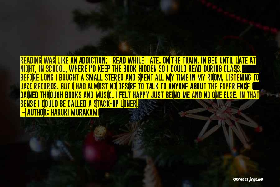 Before Bed Quotes By Haruki Murakami