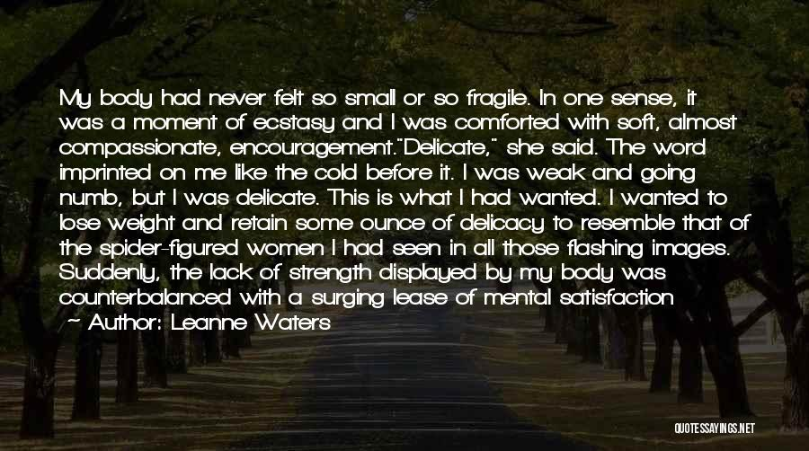 Before Going To Bed Quotes By Leanne Waters