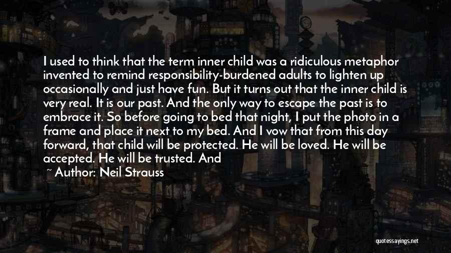 Before Going To Bed Quotes By Neil Strauss
