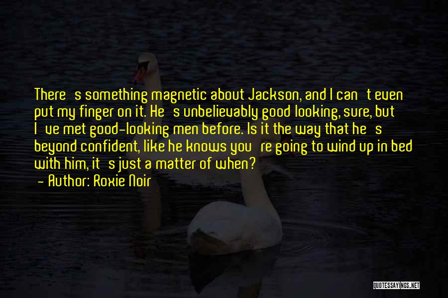Before Going To Bed Quotes By Roxie Noir