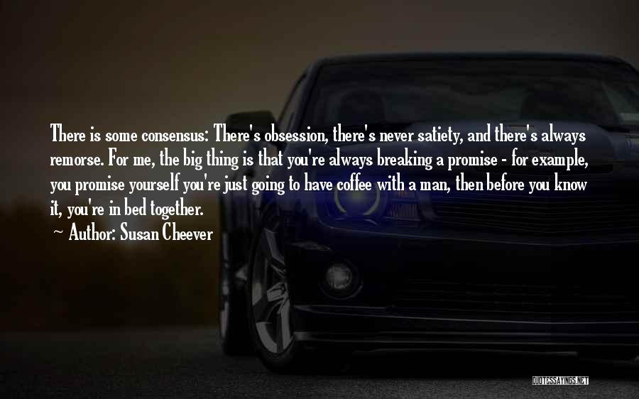 Before Going To Bed Quotes By Susan Cheever