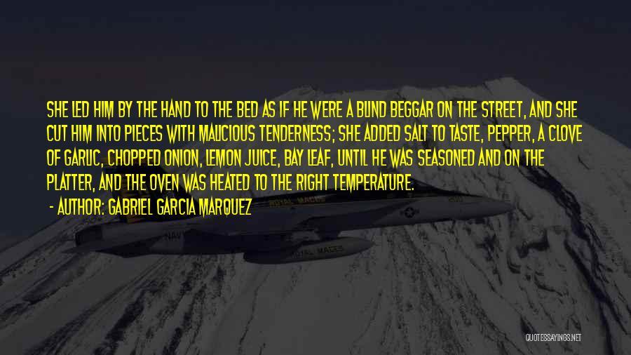 Beggar Quotes By Gabriel Garcia Marquez