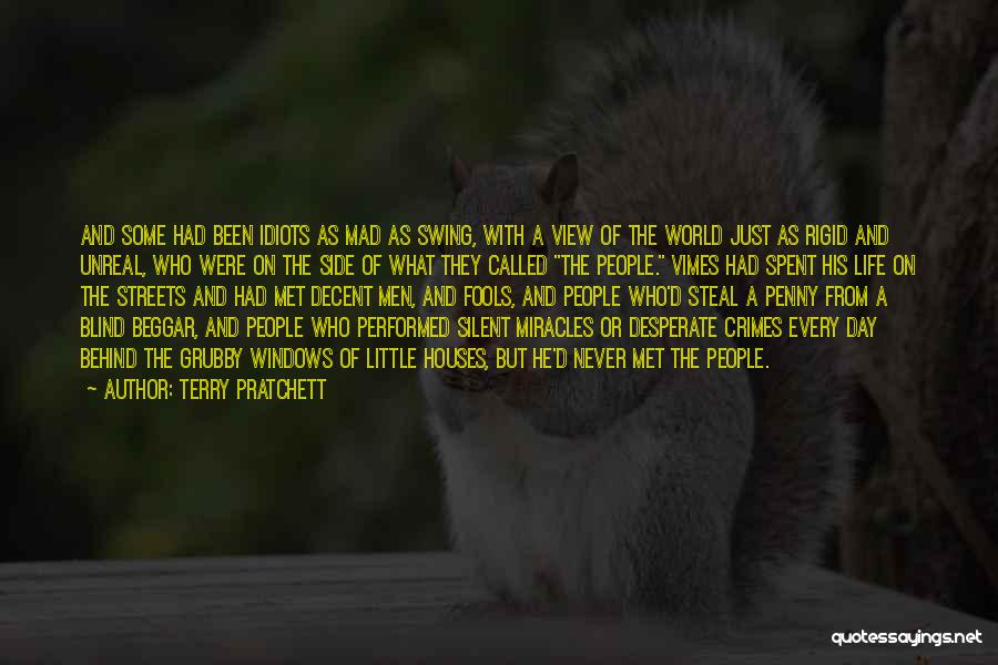Beggar Quotes By Terry Pratchett