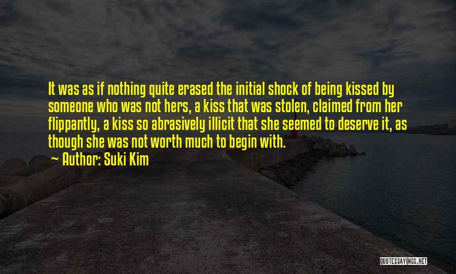 Begin Love Quotes By Suki Kim