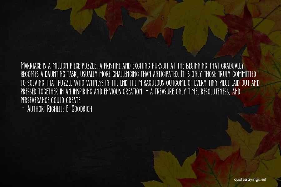 Beginning Of The End Quotes By Richelle E. Goodrich