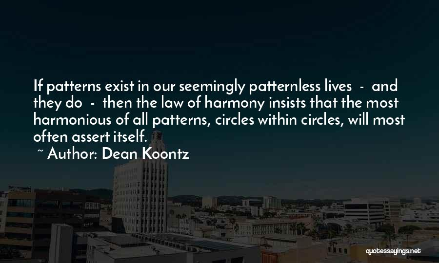 Beginning Of The Journey Quotes By Dean Koontz